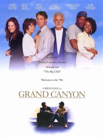 News_Joe Leydon_Kevin Kline_May 2012_Grand Canyon_Poster