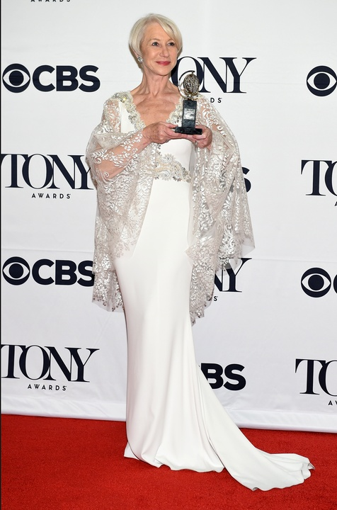 Tony Awards 2015 Helen Mirren