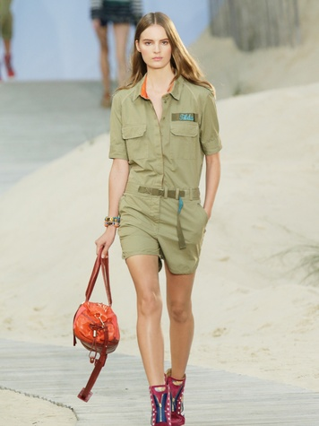 Fashion Week spring summer 2014 Tommy Hilfiger Look 39