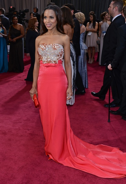 Kerry Washington, Academy Awards, February 2013