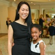 14 Houston Symphony children's fashion show April 2013 Julie Roberts and daughter Sue Lyn Roberts