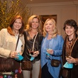 17A- Melissa DeAyala, from left, Suzanne Odem, Diane Stout and Gretchen Odem at the Clayton Dabney fundraiser March 2014