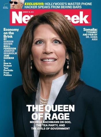 Michelle Bachmann, Newsweek