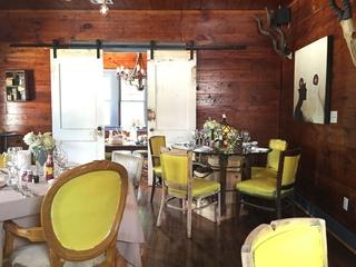 Rustic Oak interior