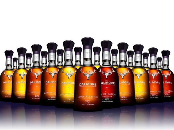 Dalmore Constellation Collection, whiskey