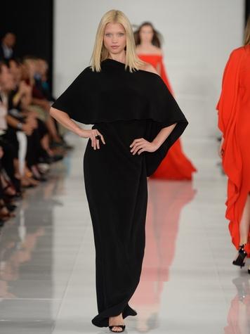 Fashion Week spring summer 2014 Ralph Lauren Collection Spring 2014 Look 51
