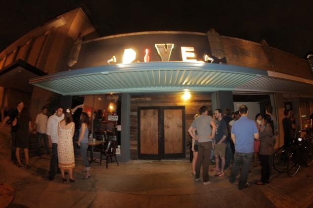 Austin Photo Set: News_Nicole Carbon_Dive Bar_ June 2011_drew pickell