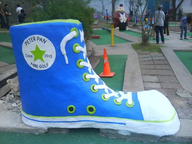 Peter Pan Mini Golf