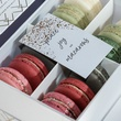 We the Birds, macarons, 2017 Dallas CultureMap Holiday Pop-up