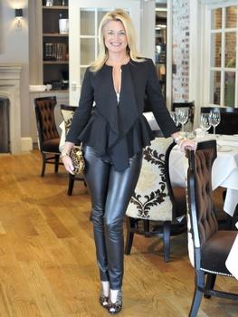fall fashion, Millette Sherman, Aug. 2012