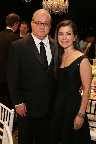 Mercury Gala, April 2016, Tony Petrello, Cynthia Petrello