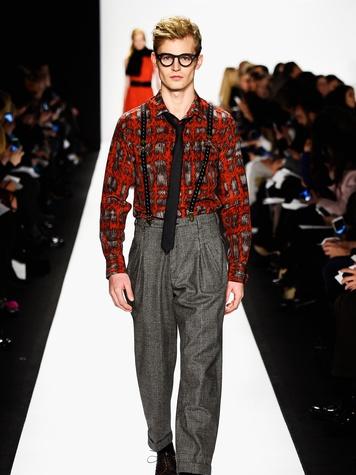 463507298 Clifford New York Fashion Week Fall 2015 February 2015 Carmen Marc Valvo