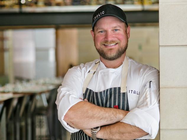 ELM Restaurant Group chef Andrew Curren Italic landscape