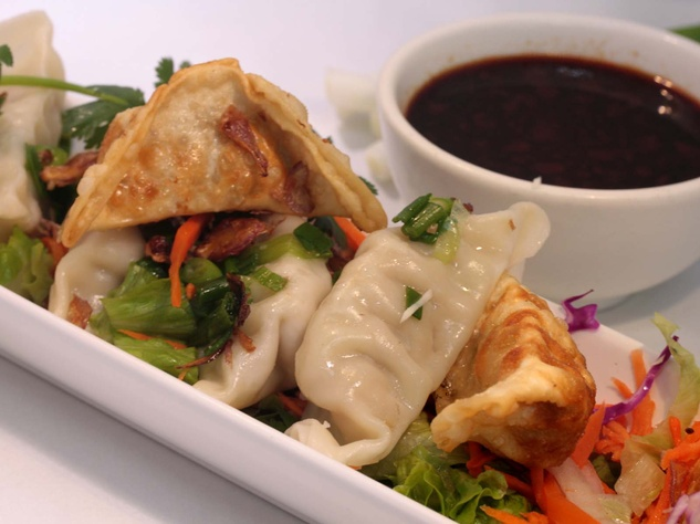 Dumplings from Rollngo