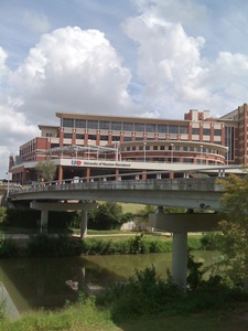 News_University of Houston_Downtown_bayou