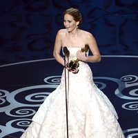 Jennifer Lawrence, Academy Awards, February 2013