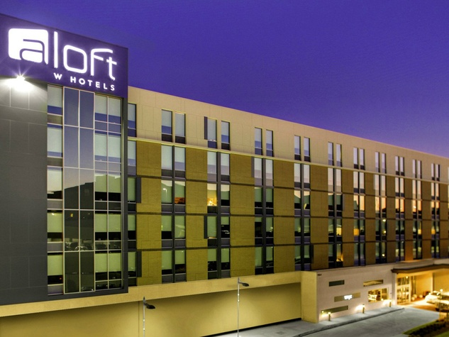 Aloft Austin at the Domain