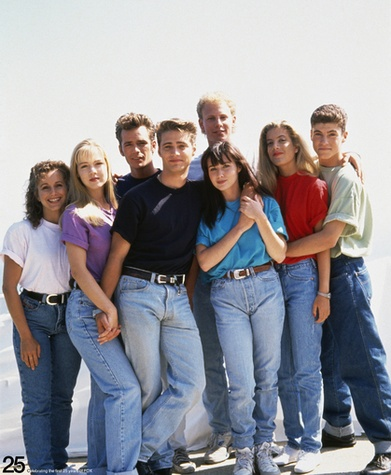 Austin Photo Set: News_Minh_Fox 25th anniversary_FOX 25th Anniversary_Beverly Hills 90210
