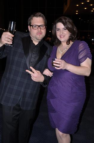 Yougenious and Blair Doerge, Ars Lyrica NYE 2013
