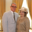 4 Byron and Ginger Bertrand at Hats Off to Mothers luncheon March 2015