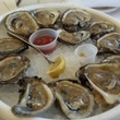 Danton's oysters on Monday night special