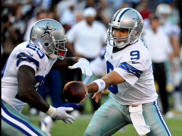 DeMarco Murray, Tony Romo