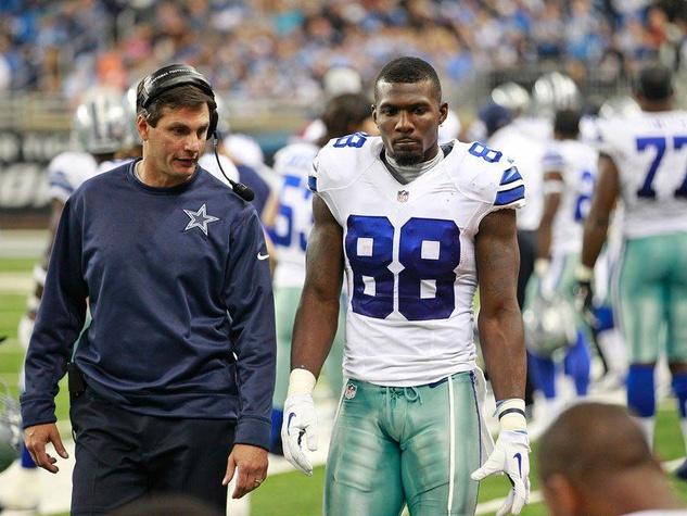 Dez Bryant meltdown on Dallas Cowboys sideline