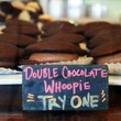 Whoopie pie at Two Fat Cats Bakery in Portland, Maine