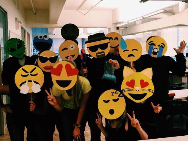 Emoji halloween costumes