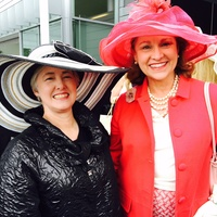 News, Hermann Park Conservancy Hats in the Park, Mayor Annise Parker, Minnette Boesel