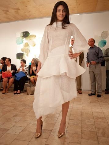 369 Houston Toni Whitaker fashion show May 2013