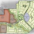 Trace mixed use development map San Marcos Highpointe Communities