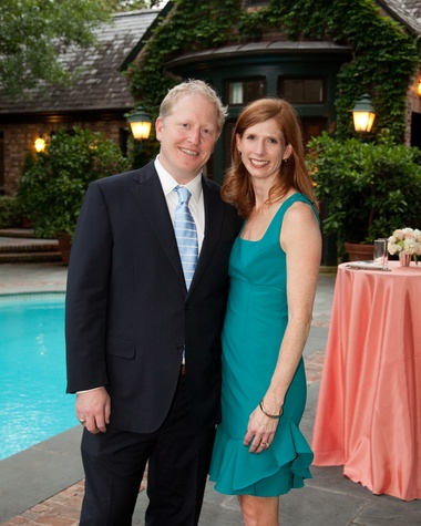 Houston, Junior League Legacy Salute, May 2015, Jason and Elizabeth Love