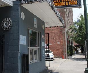 Hubcap Grill, Sign, June 2012