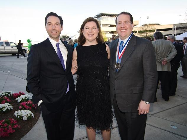 6, 5693, Texas Medal of Arts, March 2013, Jim Nelson, Shawn Stephens, Jim Jordan