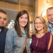 Parish School Gala, Feb. 2016 Frank Vilorio, Jennifer Vilorio, Renee Poulsen, Bob Poulsen