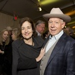 Andrea and Bill White at the Memorial Park Conservancy benefit February 2015