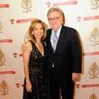 Krista Moser and James Calaway at the Legacy Gala December 2014