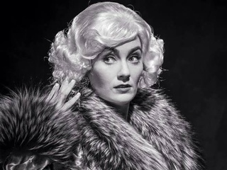 Lee Jamison as Gloria Mitchell at Theatre Three