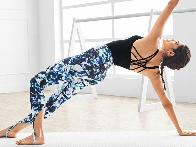 Fabletics athletic clothing