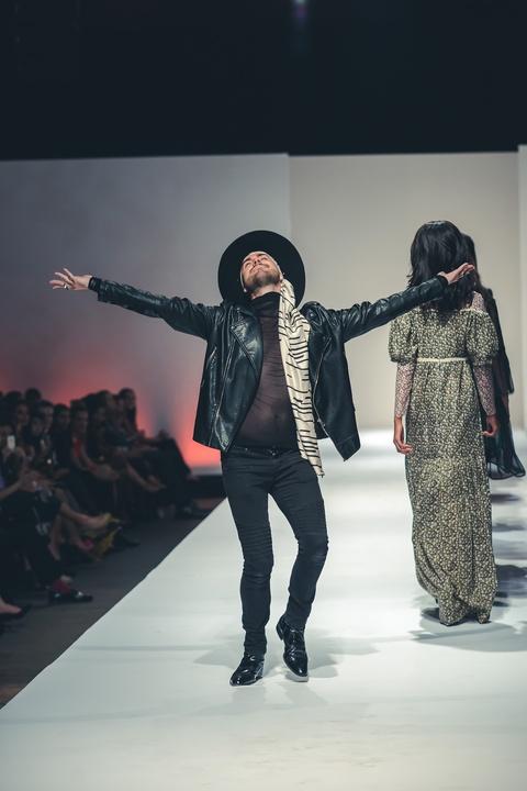 Gunnar Deatherage Fashion X Houston