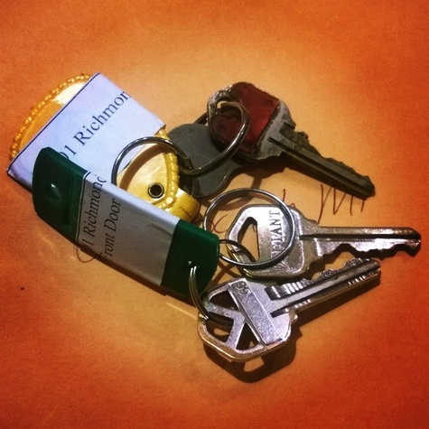 Oui Banh Mi keys
