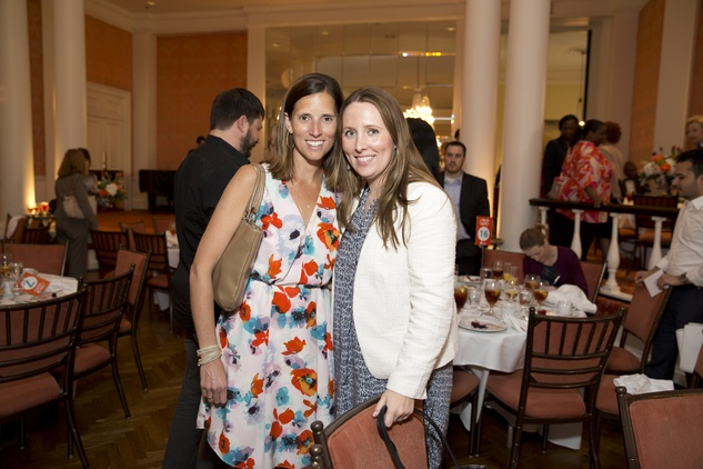 Houston, Spaulding for Children Luncheon, May 2015, Sarah Jane Canion, Liz Anders