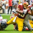 J.J. Watt Texans Skins tackle