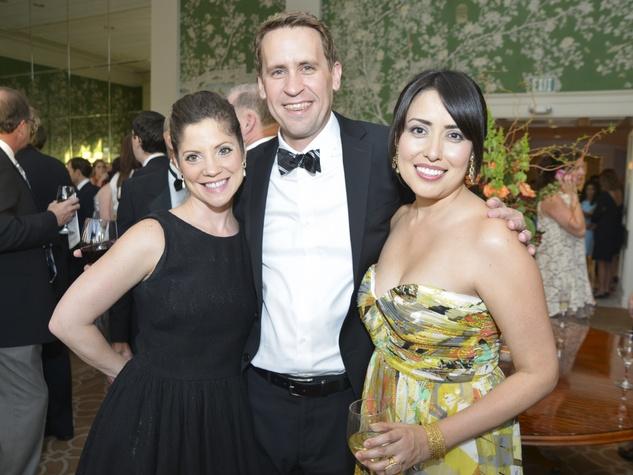 24 Leukemia & Lymphoma Society Houston Man & Woman of the Year June 2013 Angie Guiberteau, Matt Johnson, Corie Johnson