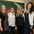 Allison Ketchum, Allison Brodnax, Abby Widom, Jessica Cafferty, Vivaldi Patron Circle