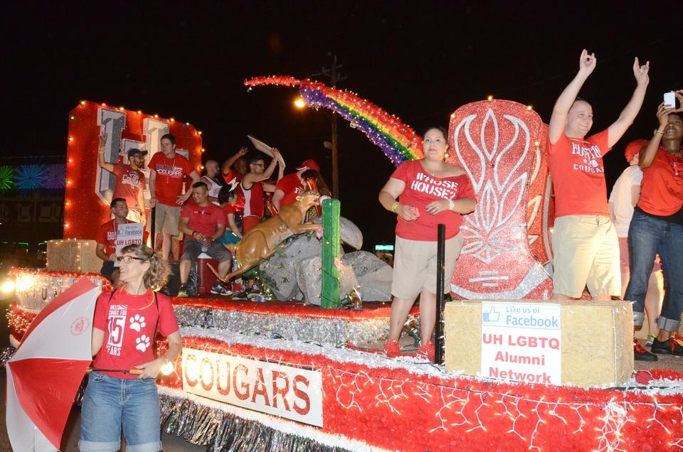 12 Pride Parade Houston June 2014