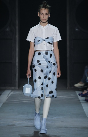 Marc by Marc Jacobs spring 2015 collection Look 2
