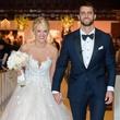 Neely wedding, new couple