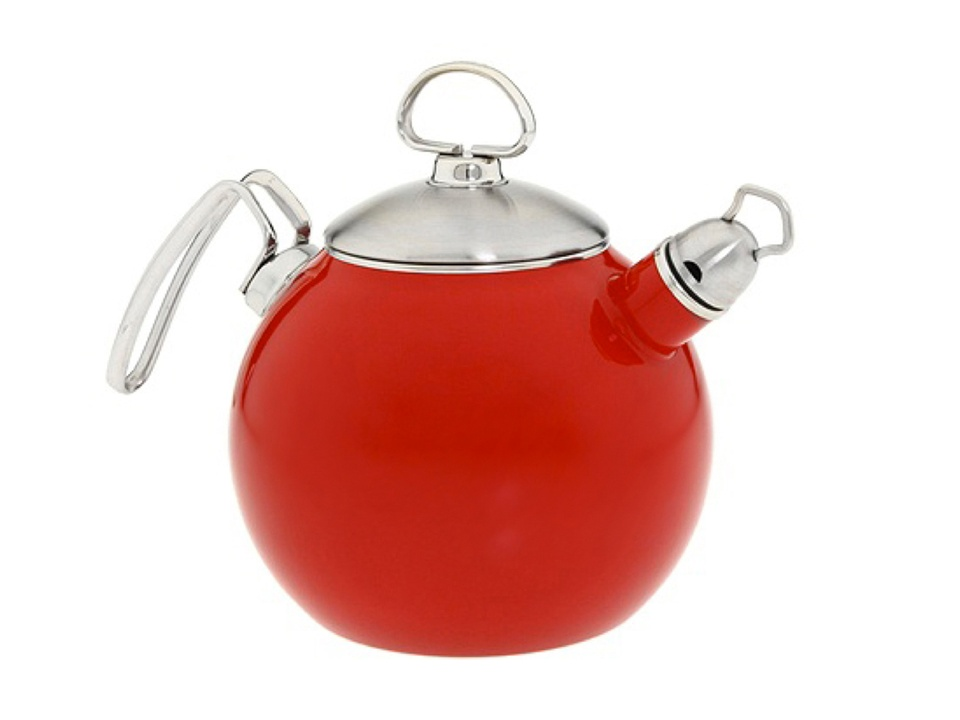 I'm a little teapot and your kitchen needs my whistle ...